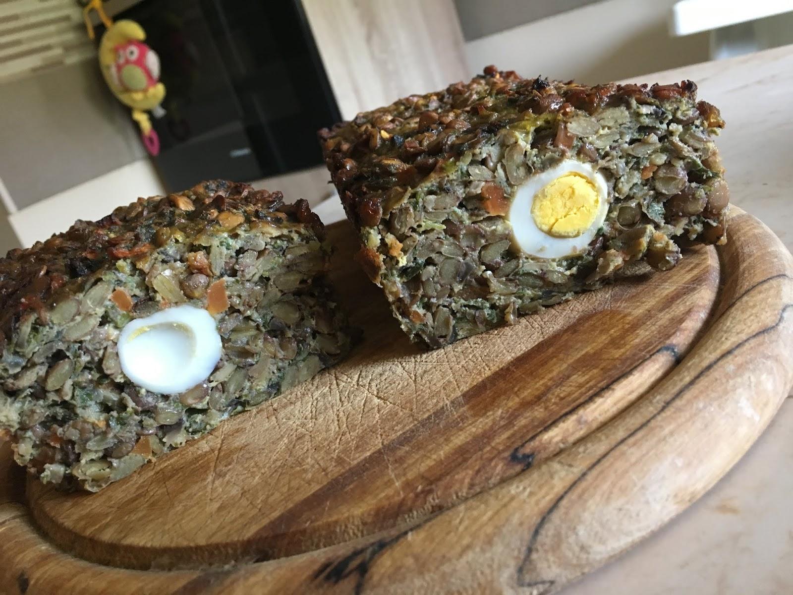 Rețete de Paște: Drob vegetarian