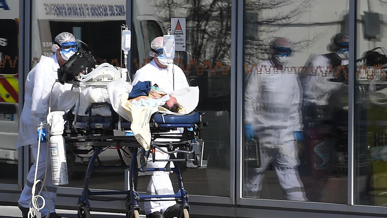 Coronavirus: 509 decese în ultimele 24 de ore în spitalele din Franţa; 4.000 de morţi, în total (oficial)