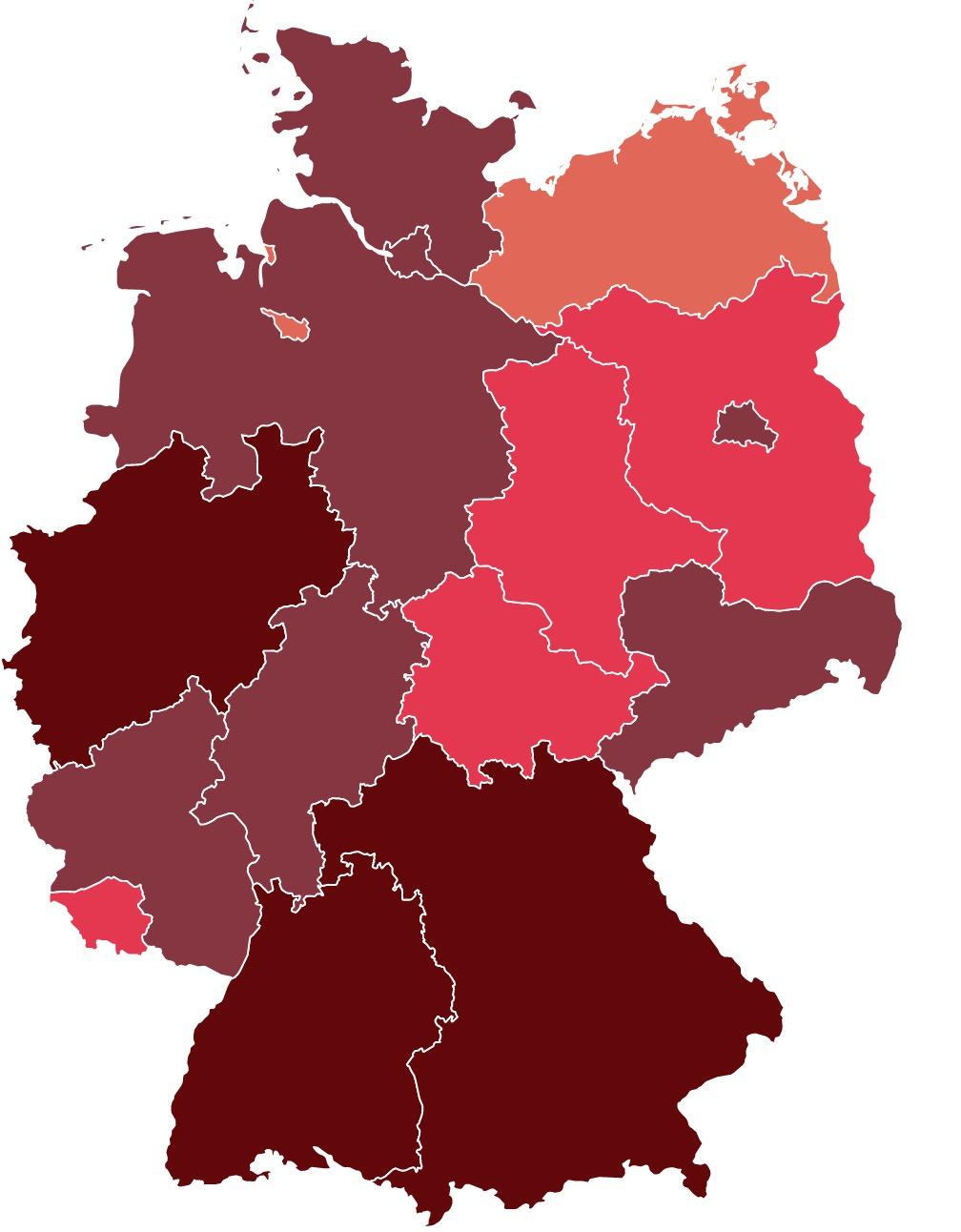 """NYT: """"O excepţie germană? De ce este mică rata deceselor cauzate de coronavirus? """""""