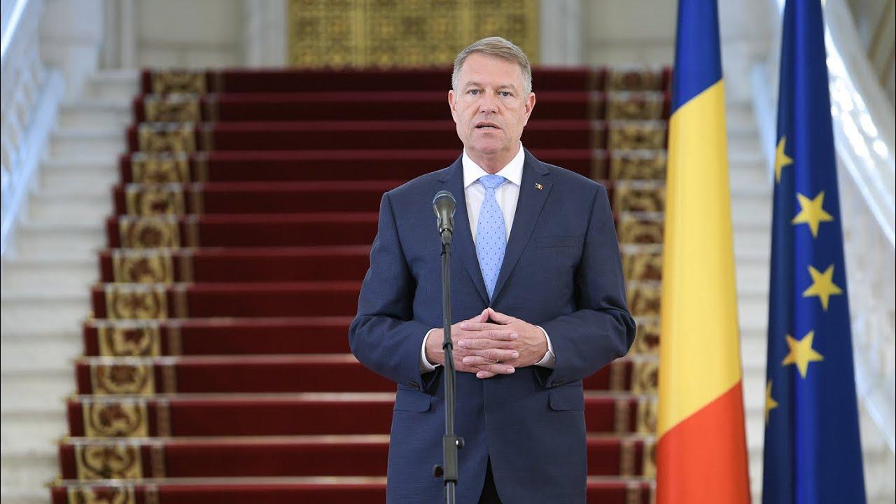 Klaus Iohannis a ținut prima conferință de presă din criză
