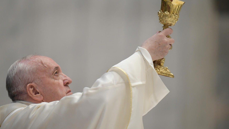 Live de la Vatican, urmărește Slujba de Înviere în direct oficiată de Papa Francisc și din București