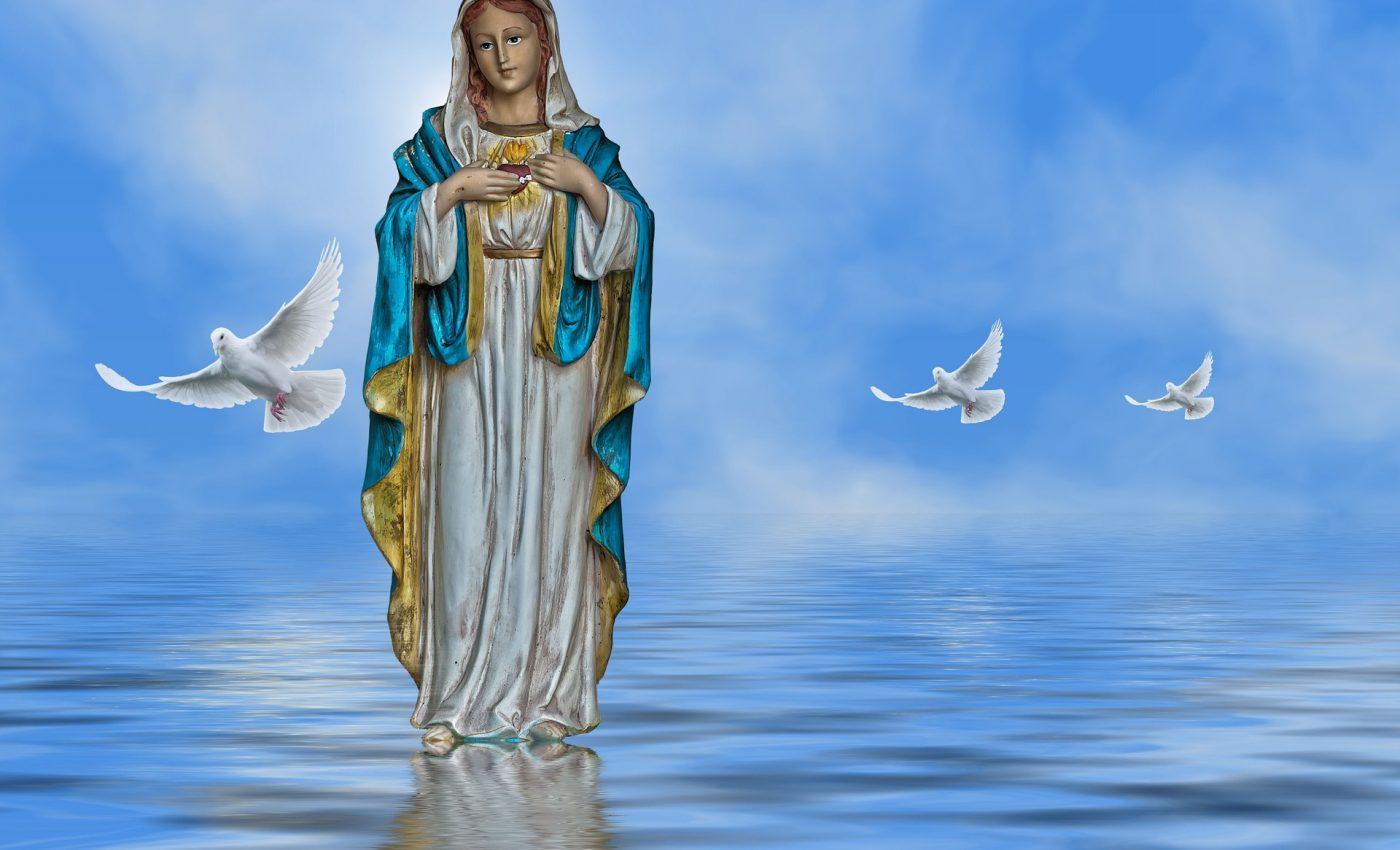 Mesajul ZILEI pentru zodii de la Fecioara Maria, regina ingerilor, JOI 2 APRILIE 2020
