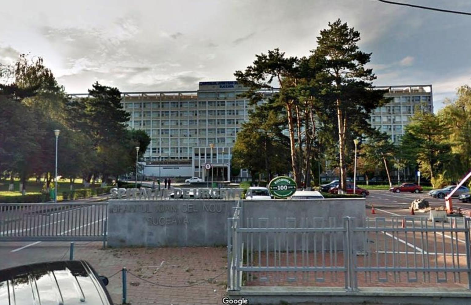 Dosar penal în cazul șpăgii de la morga Spitalului Județean Suceava