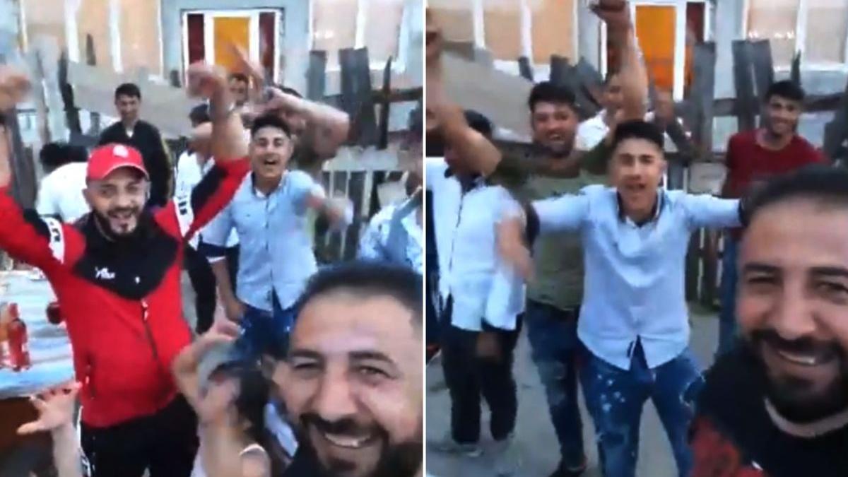 Scandal în Rahova de Paște. Polițiștii au tras focuri de armă