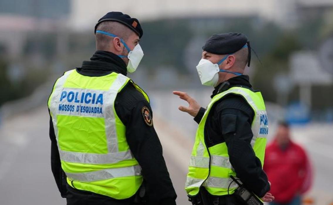 Bilanț TRAGIC în Spania: 950 de decese în ultimele 24 de ore