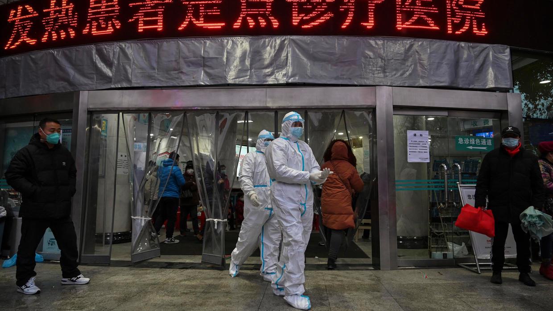 Orașul Wuhan, centrul pandemiei de coronavirus, se redeschide