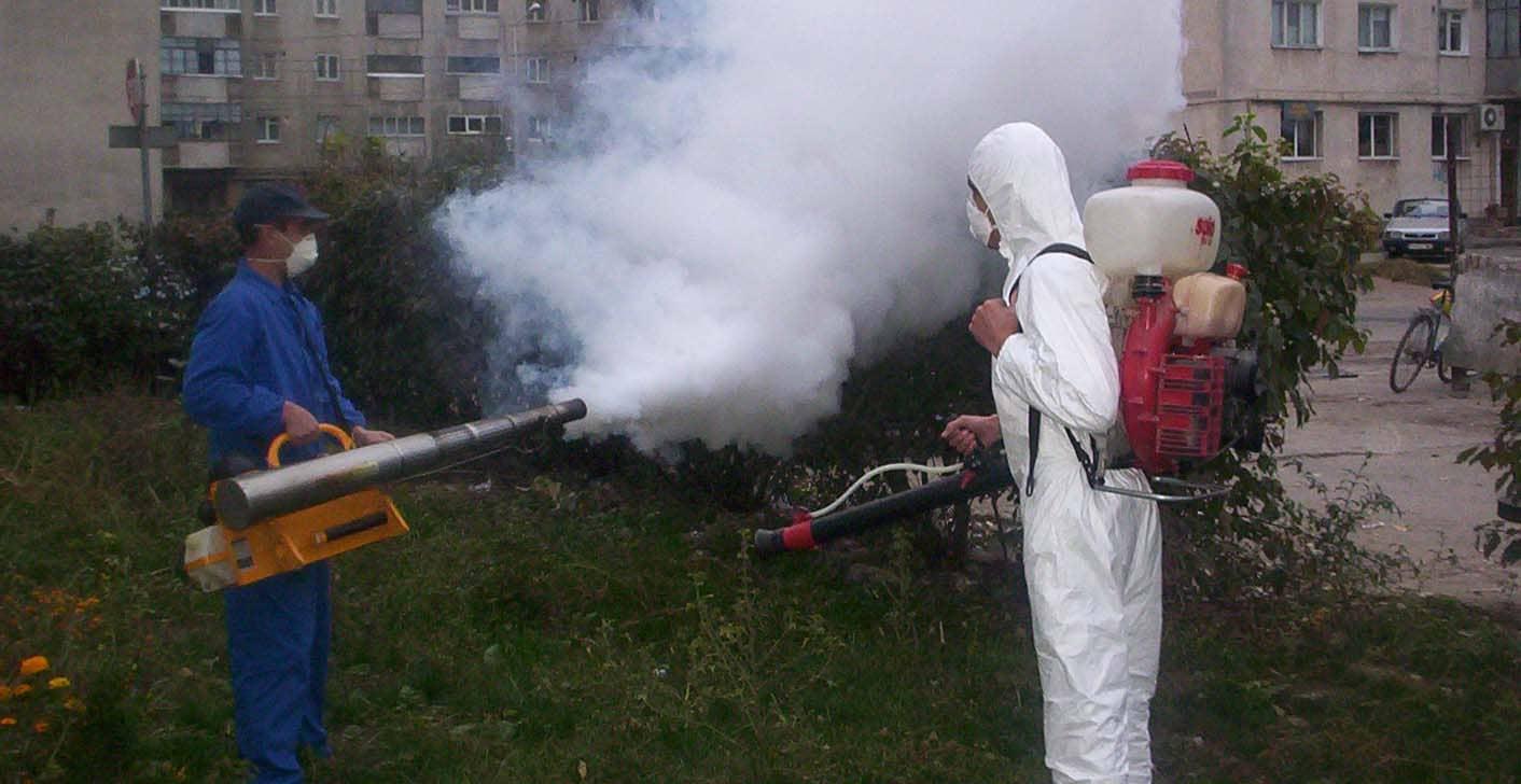 Au început tratamentele de combatere a ţânţarilor şi căpuşelor în Bucureşti