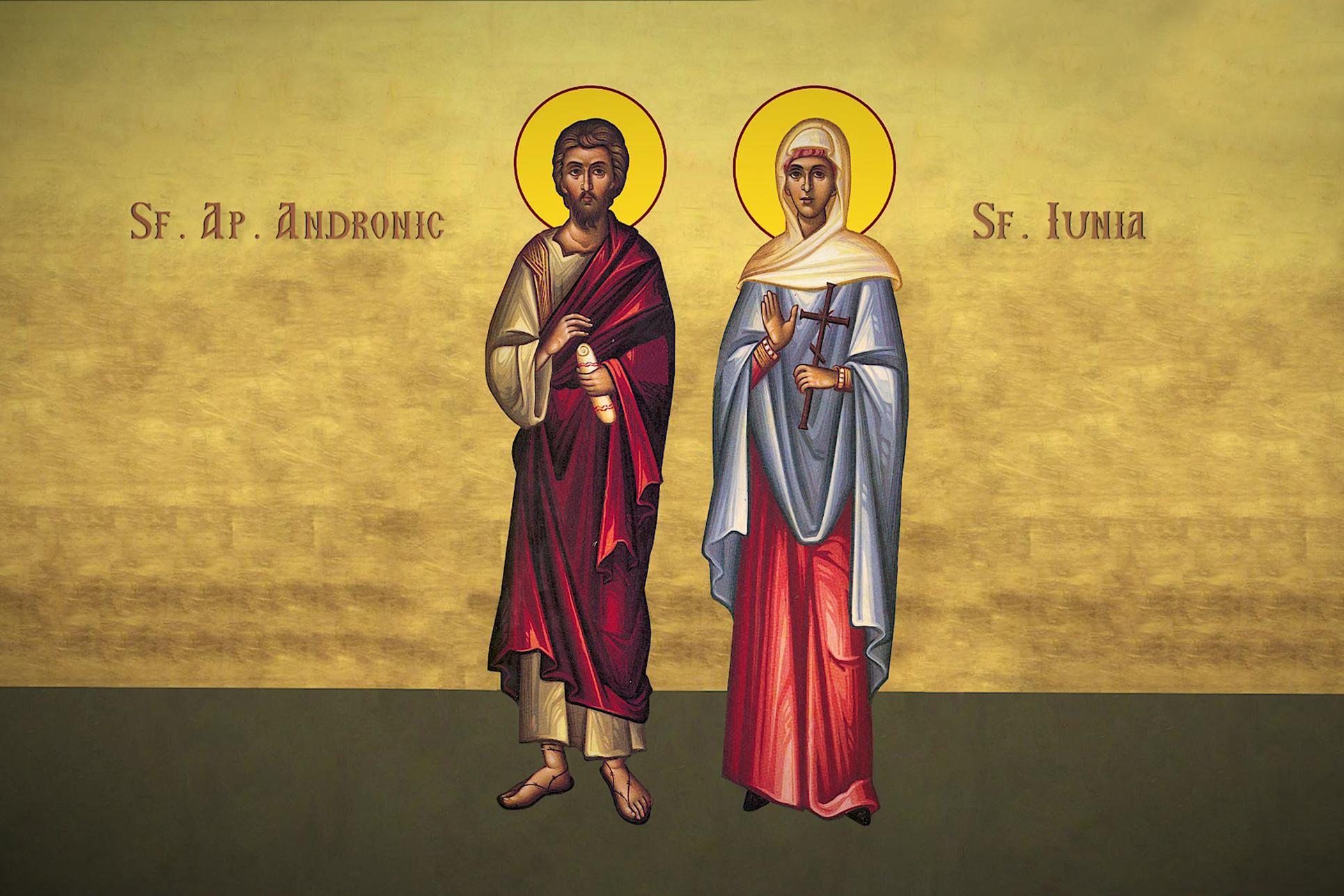 Calendar ortodox 17 mai 2020. Sfântul Apostol Andronic