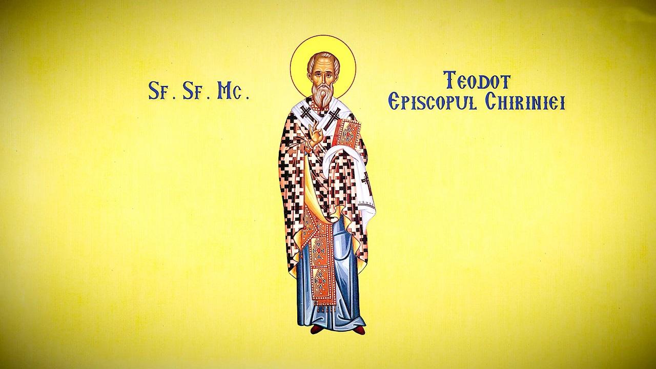 Calendar ortodox 18 mai 2020. Sfântul Mucenic Teodot