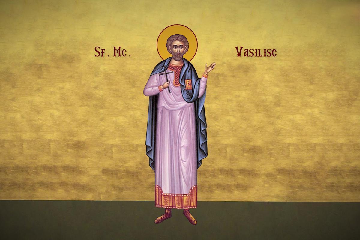 Calendar ortodox 22 mai 2020. Sfântul Mucenic Vasilisc