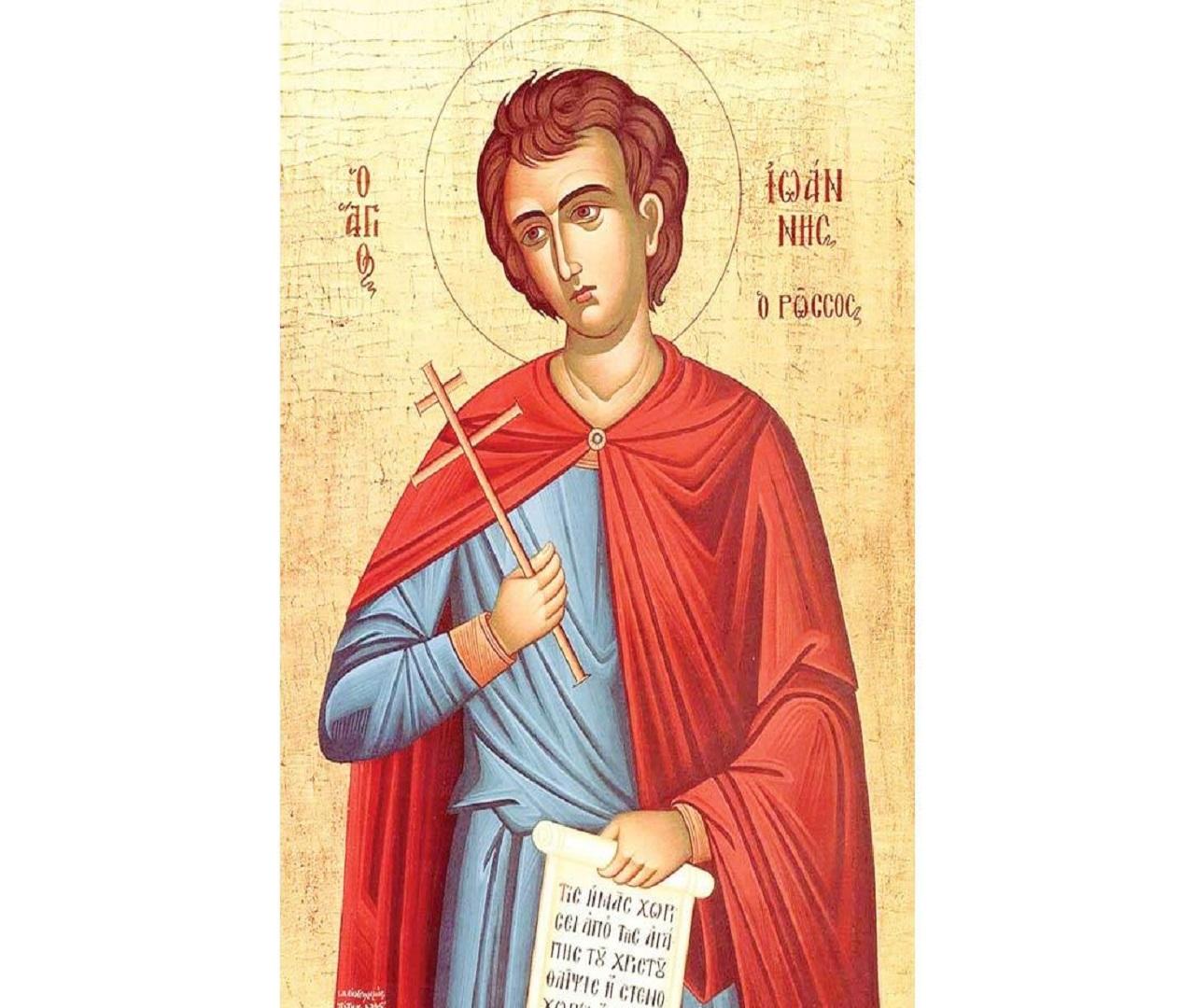 Calendar ortodox 27 mai 2020. Sfântul Ioan Rusul