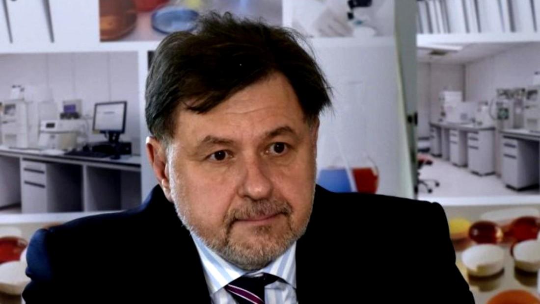 Alexandru Rafila explică de ce numărul persoanelor vindecate de Covid-19 crește rapid în România