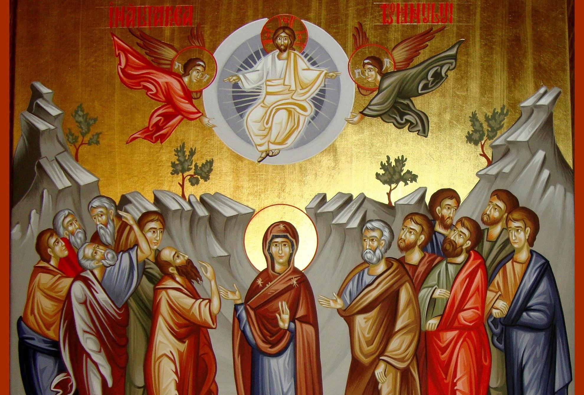 Calendar ortodox 28 mai 2020. Înălțarea Domnului