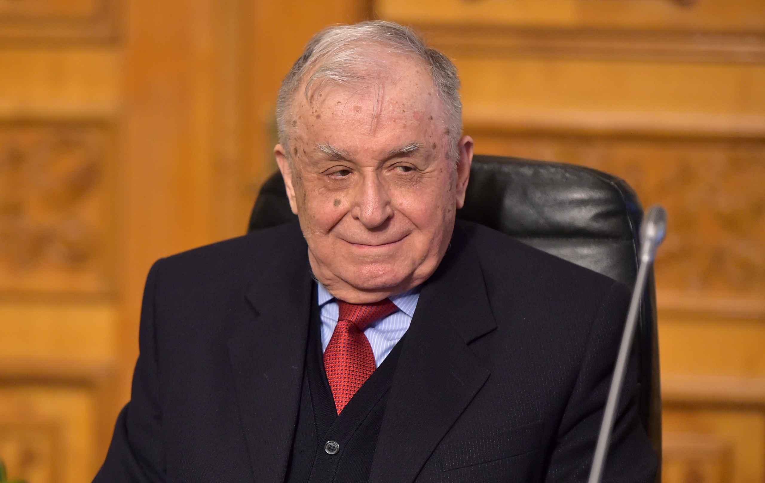 Ion Iliescu face declarații despre clasa politică: Clasa politică se rupe de societate, devenind o frână socială