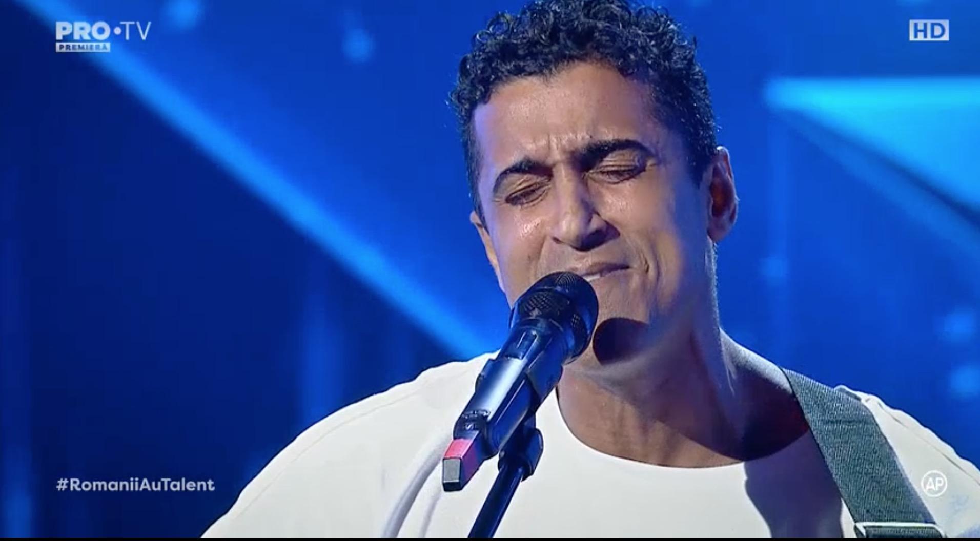 Marcelo Santana Souza a venit din brazilia acum 10 luni si spune ca viata e mai frumoasa aici decat in tara lui natala