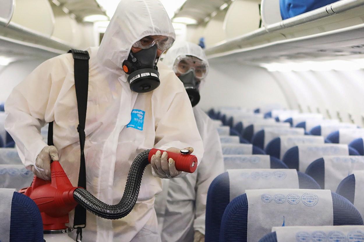 Cum vom călători cu avionul în pandemie. Prețurile biletelor vor exploda!