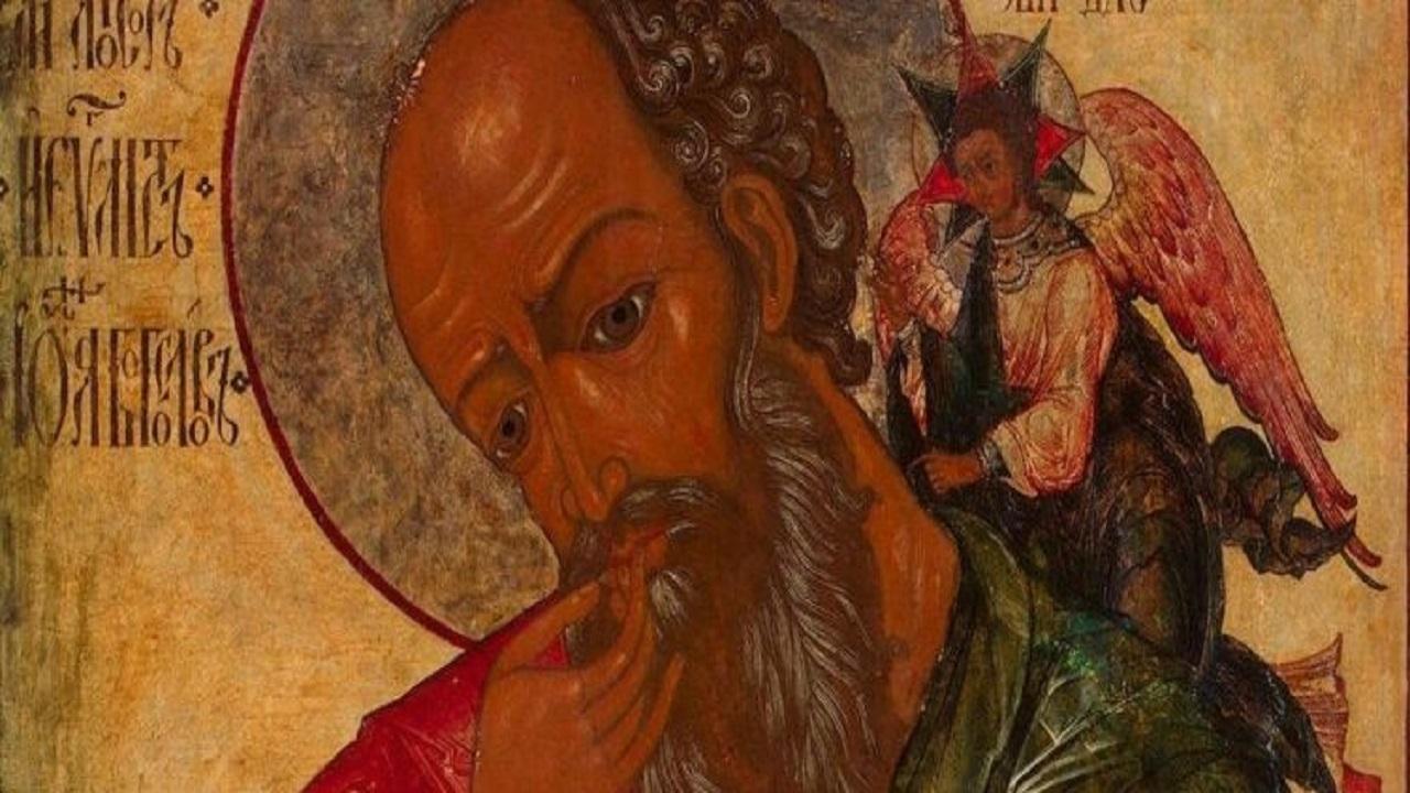 Calendar ortodox 8 mai 2020. Sfântul Apostol și Evanghelist loan