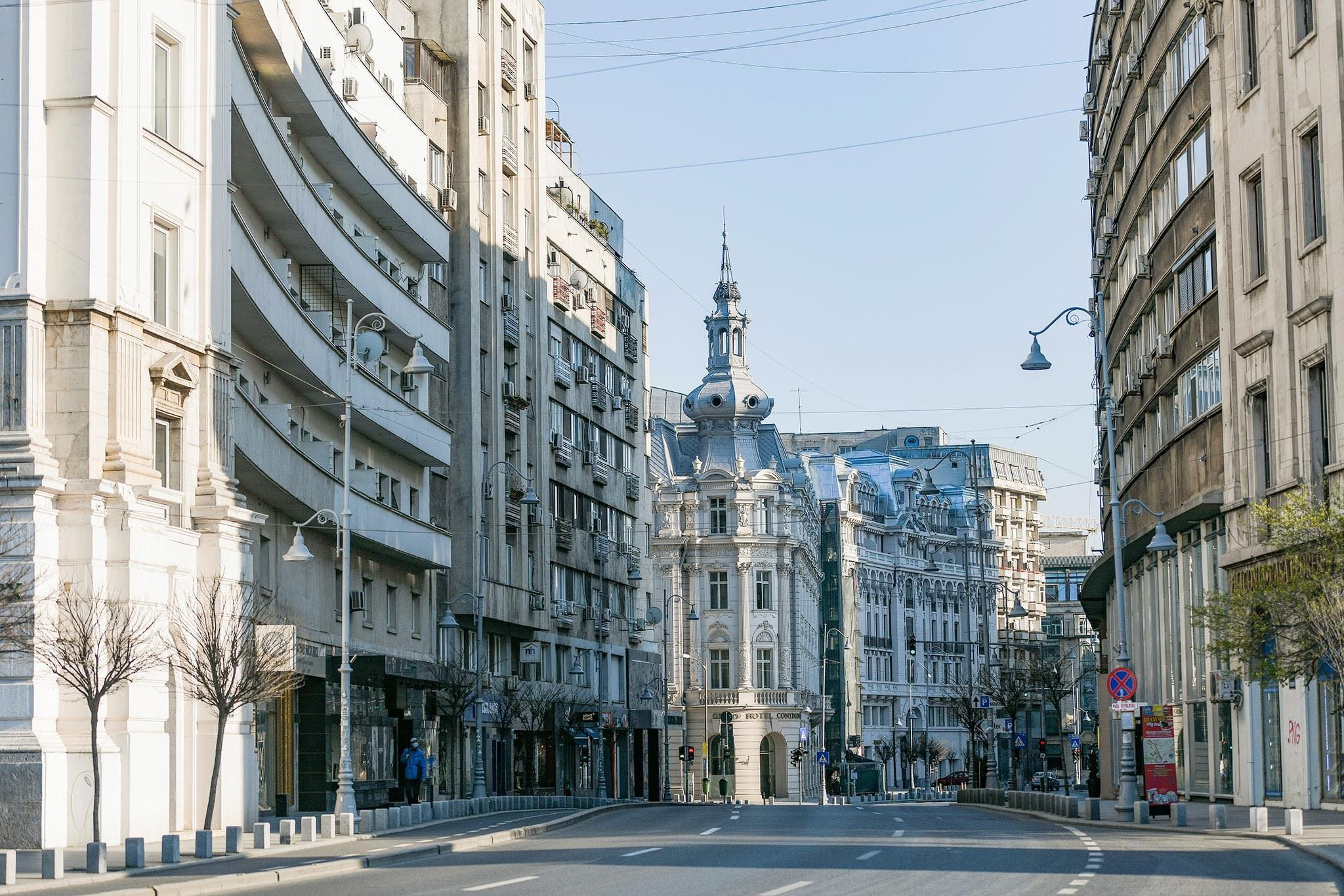 Circulația oprită de mâine în București! Vezi în ce zone sunt interzise mașinile