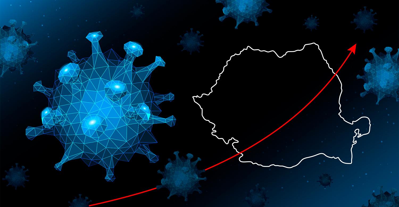 Bilanț 3 mai în România. Număr mare de infectări în ultimele 24 de ore