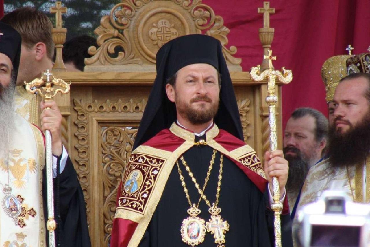 Fostul episcop de Huși a fost arestat preventiv pentru 30 zile