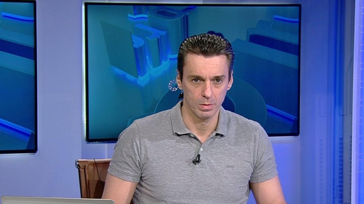 """Mircea Badea s-a tuns aproape zero-n cap! """"Mai ales că sunt un ratat"""""""