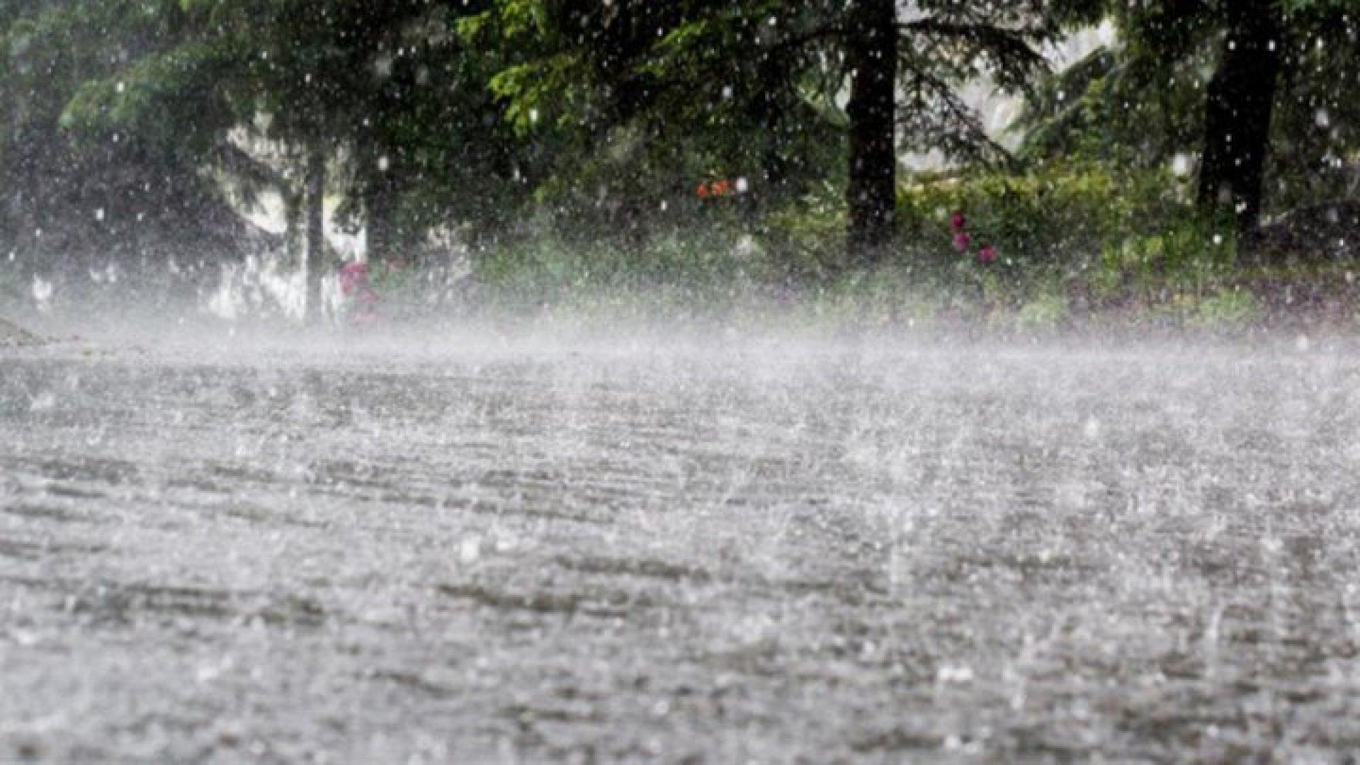 ANM a emis o avertizare meteo de ploi și vijelii. Ce județe sunt vizate