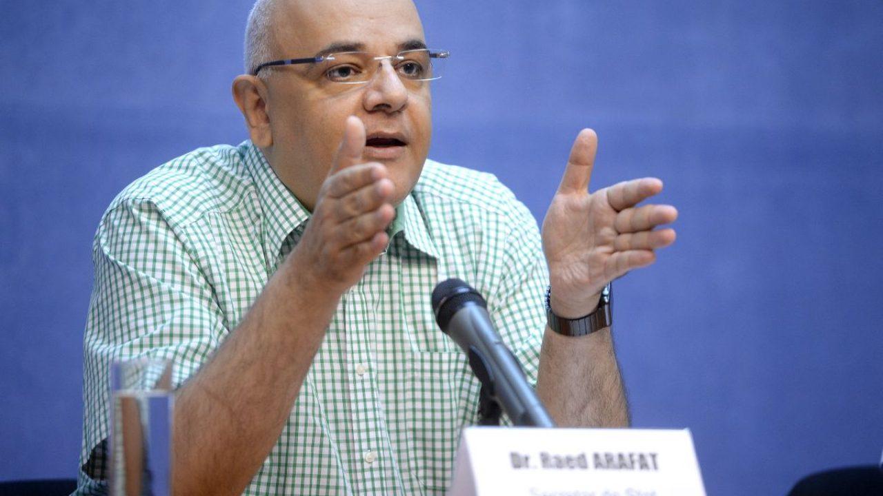 """Raed Arafat, noi declarații: """"Nu am deschis drumurile la mare și la munte ca să meargă toată lumea"""""""