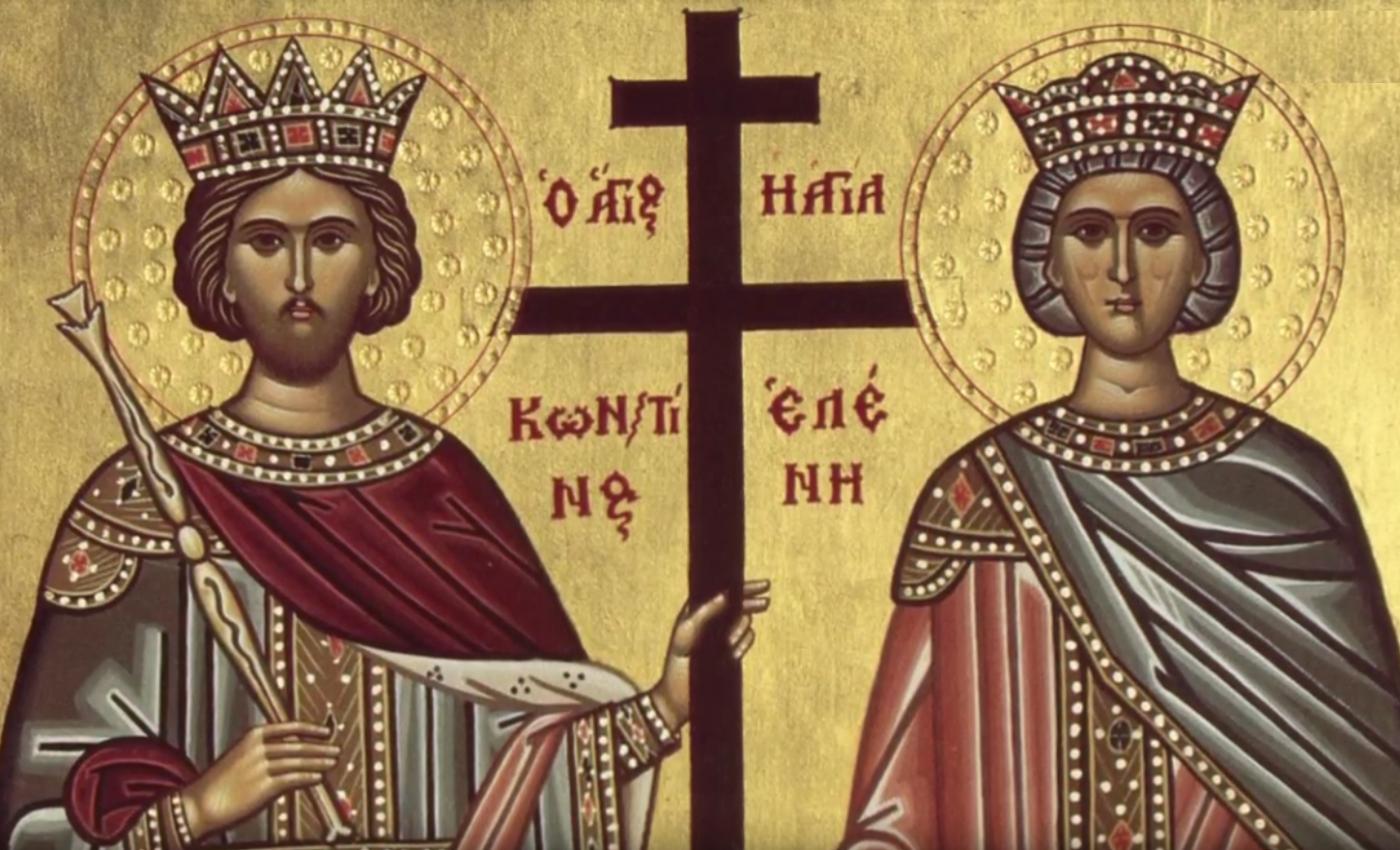 Sfinții Constantin și Elena- Tradiții și obiceiuri