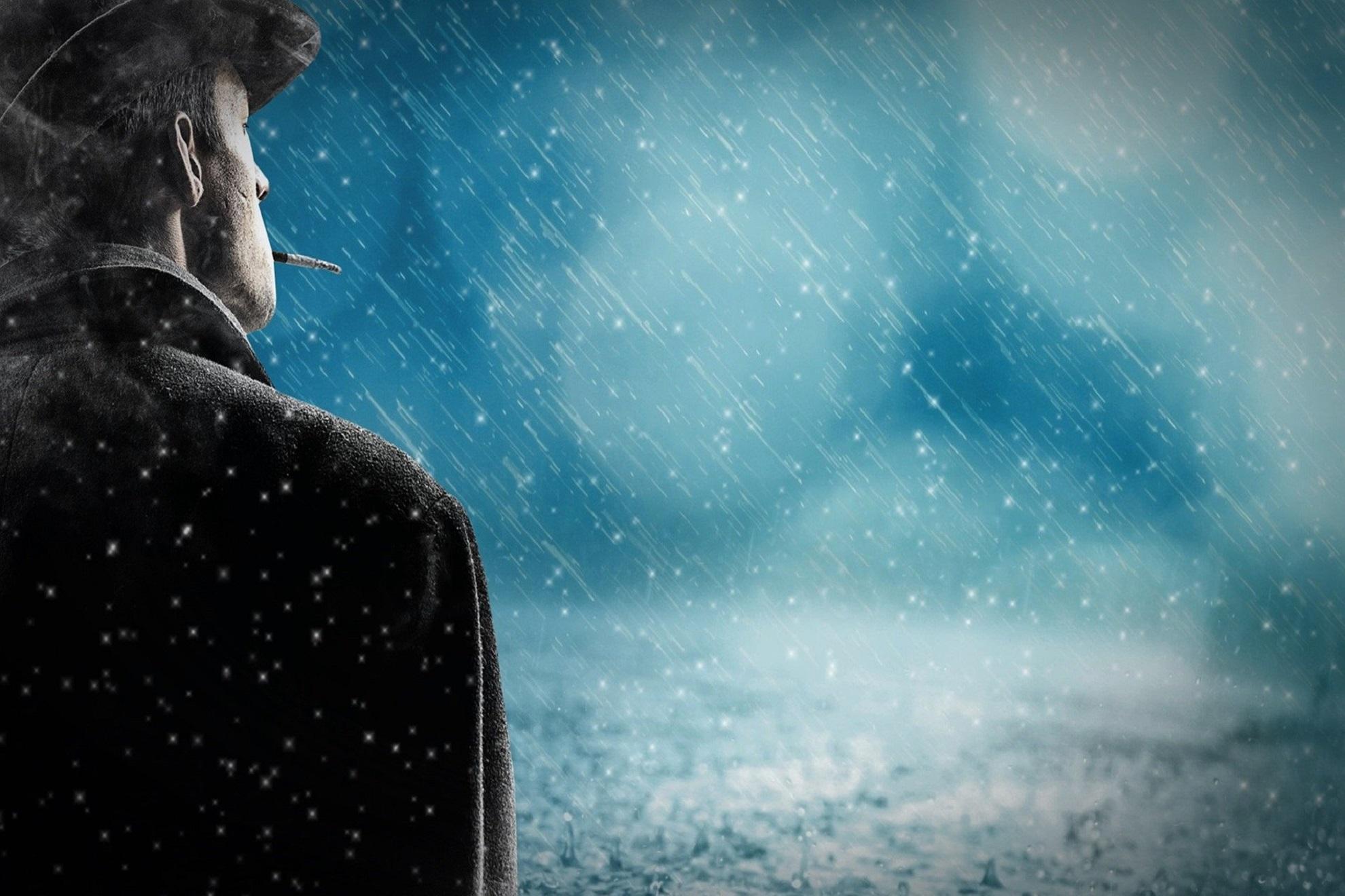 Meteo: se întoarce iarna. Unde avem 21 de centimetri de zăpadă