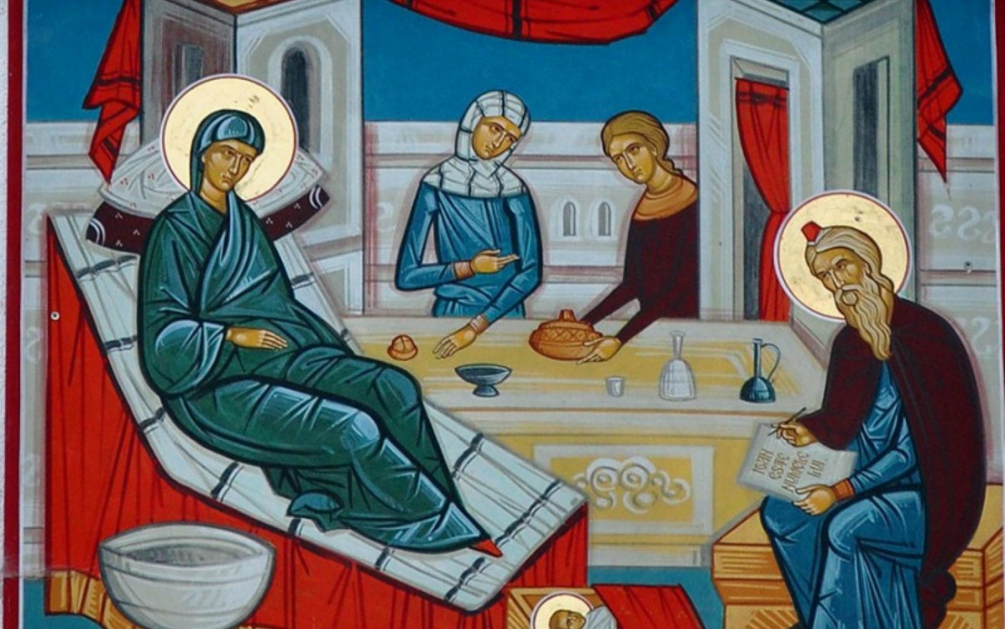 Calendar ortodox 24 iunie. Tradiții și obiceiuri de Nașterea Sfântului Ioan Botezătorul