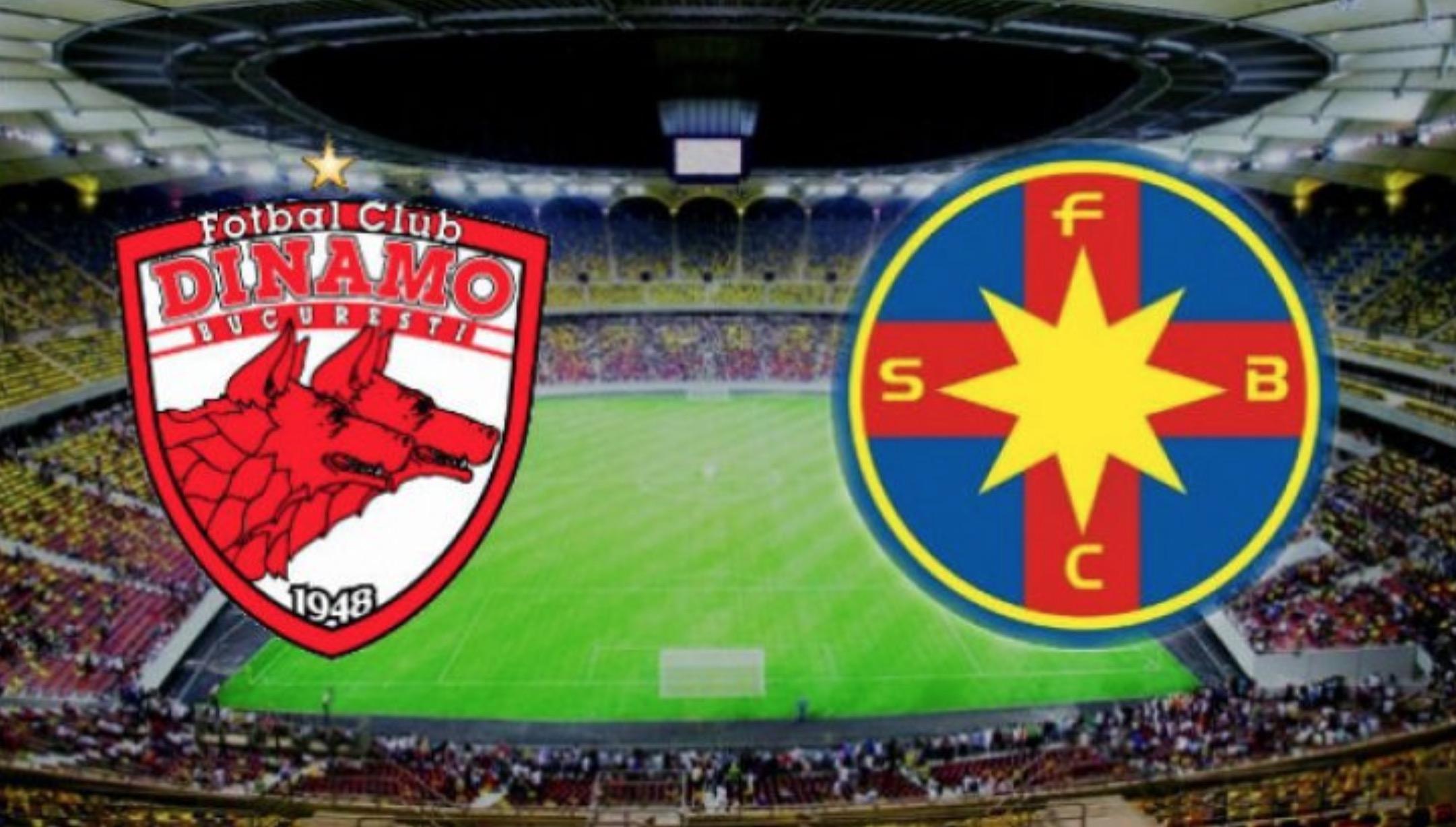 Dinamo VS FCSB Top 10 goluri din istorie! Alb roșii în avantaj
