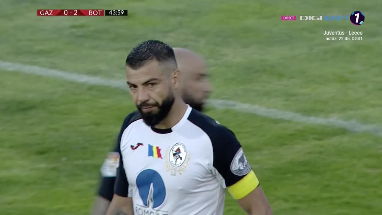 Gaz Metan Mediaș VS FC Botoșani SCOR Live video, goluri pe bandă rulantă