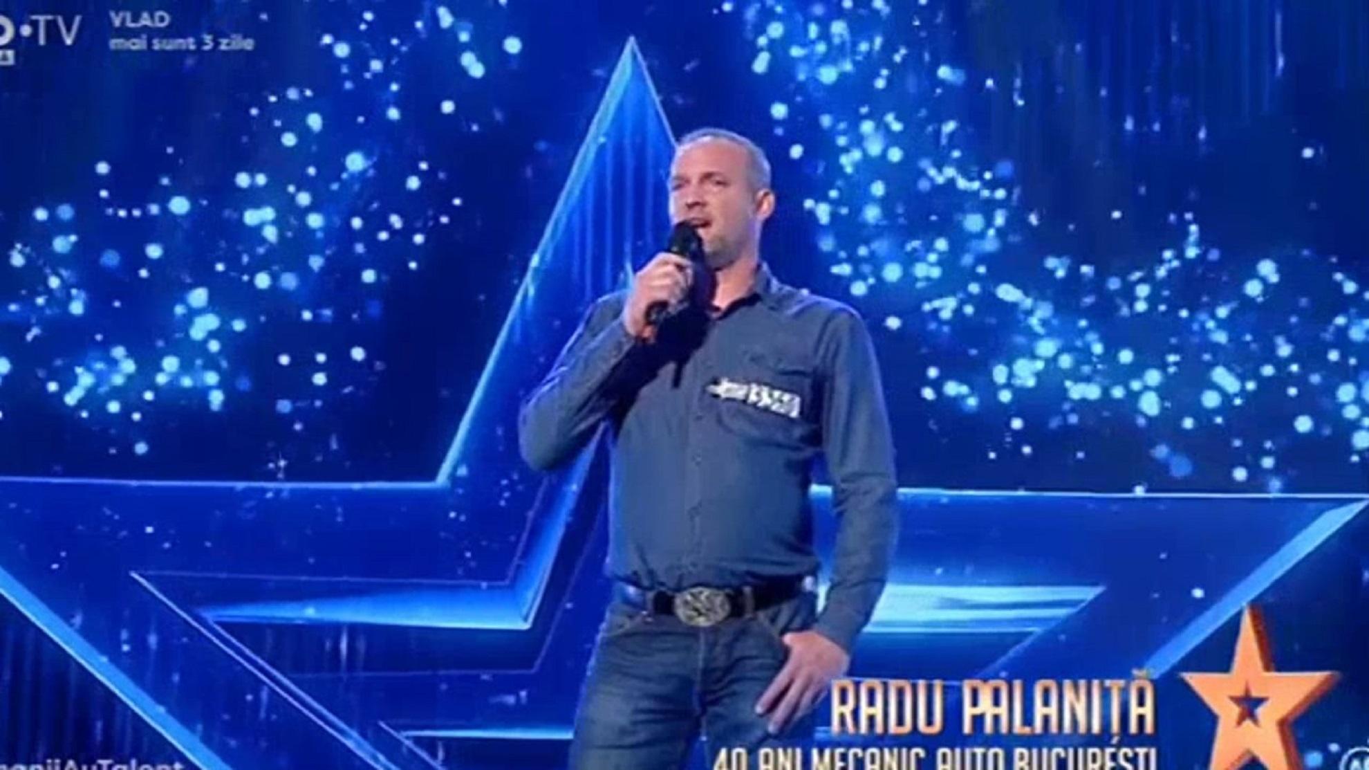 Câștigătorul de la Românii au talent stă într-o garsonieră închiriată: ce planuri are cu premiul Radu Palaniță