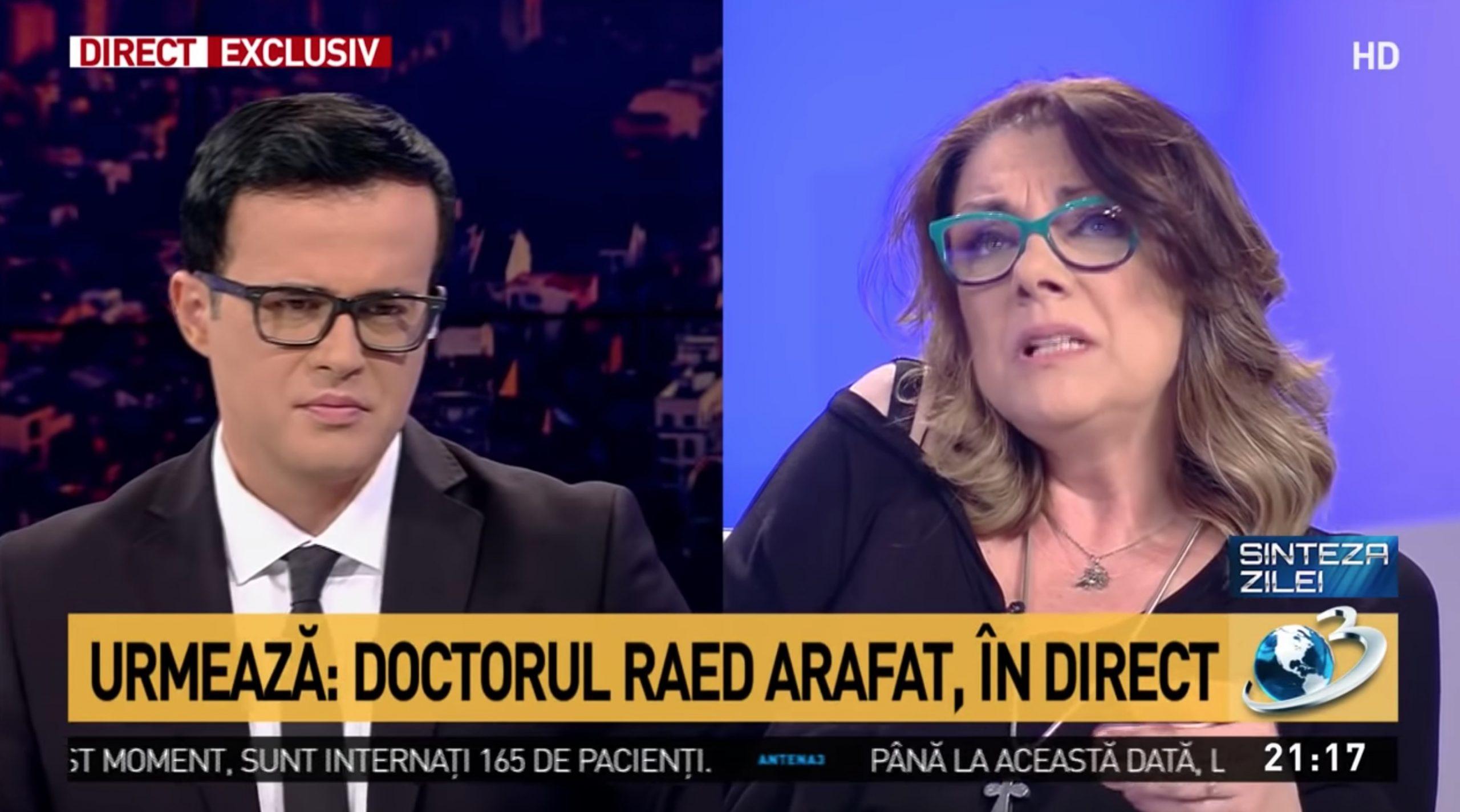 Carmen Tănase la Sinteza Zilei - Propaganda pandemiei este scenariu de Hollywood