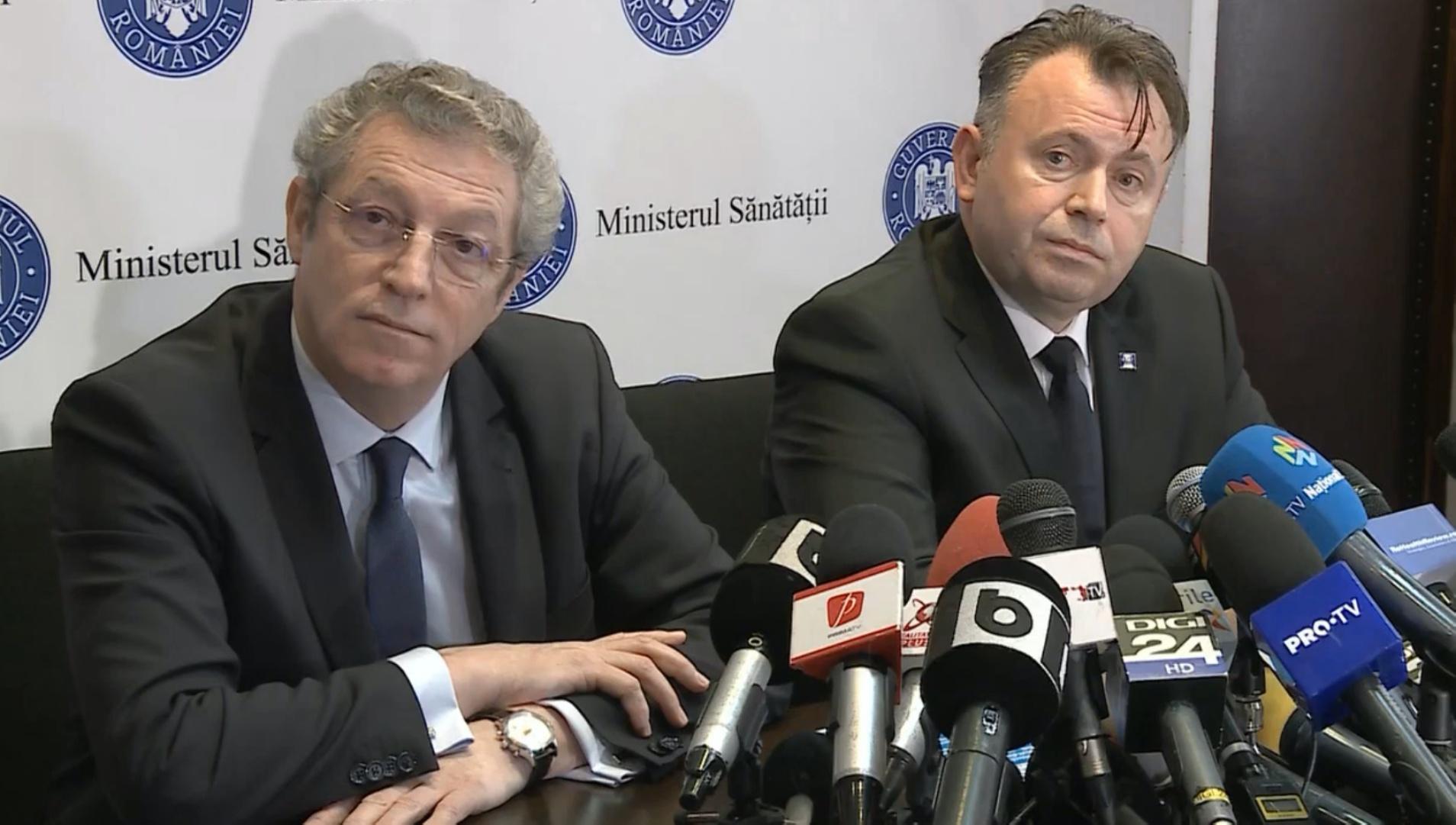 Adrian Streinu Cercel, semnal de alarmă cu privire la masca de protecție