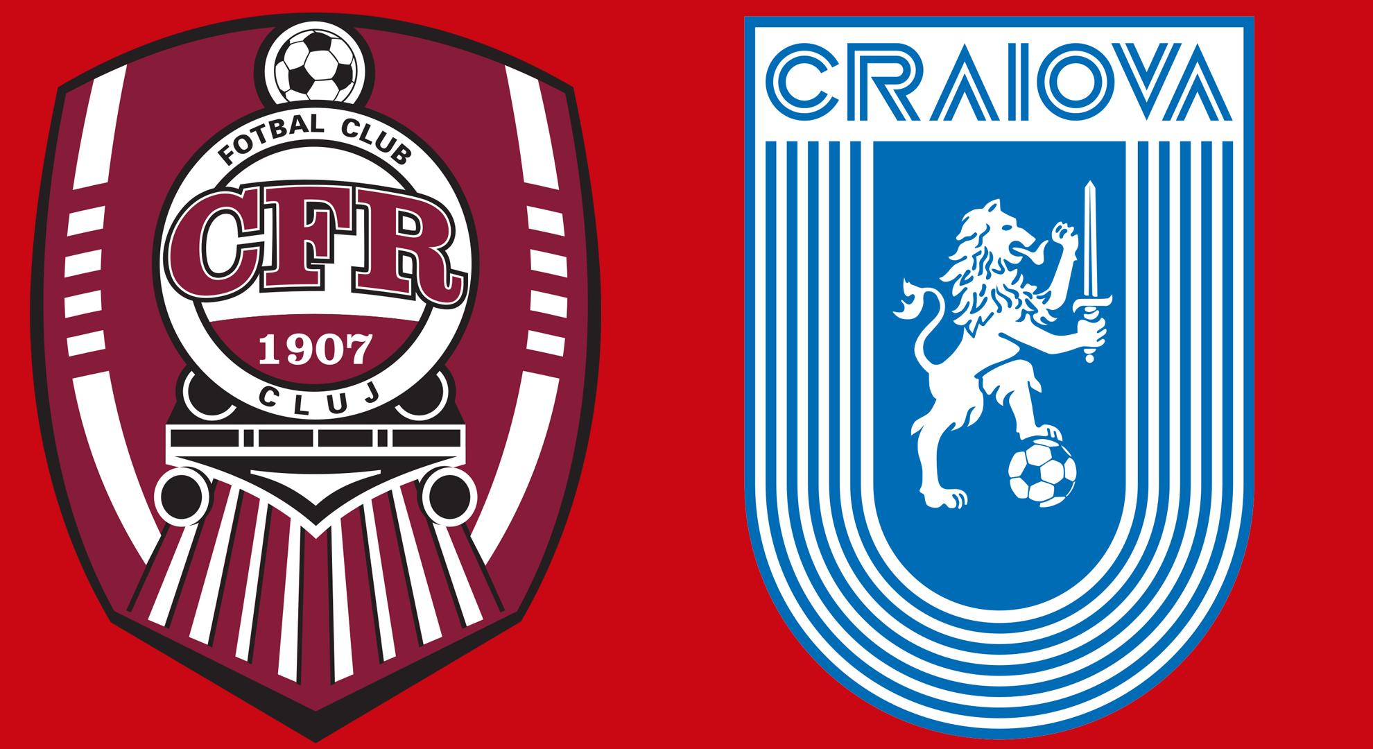 LIVE BLOG CFR Cluj - Universitatea Craiova SCOR 0-1 LIVE. Lupta titanilor din clasament Liga 1