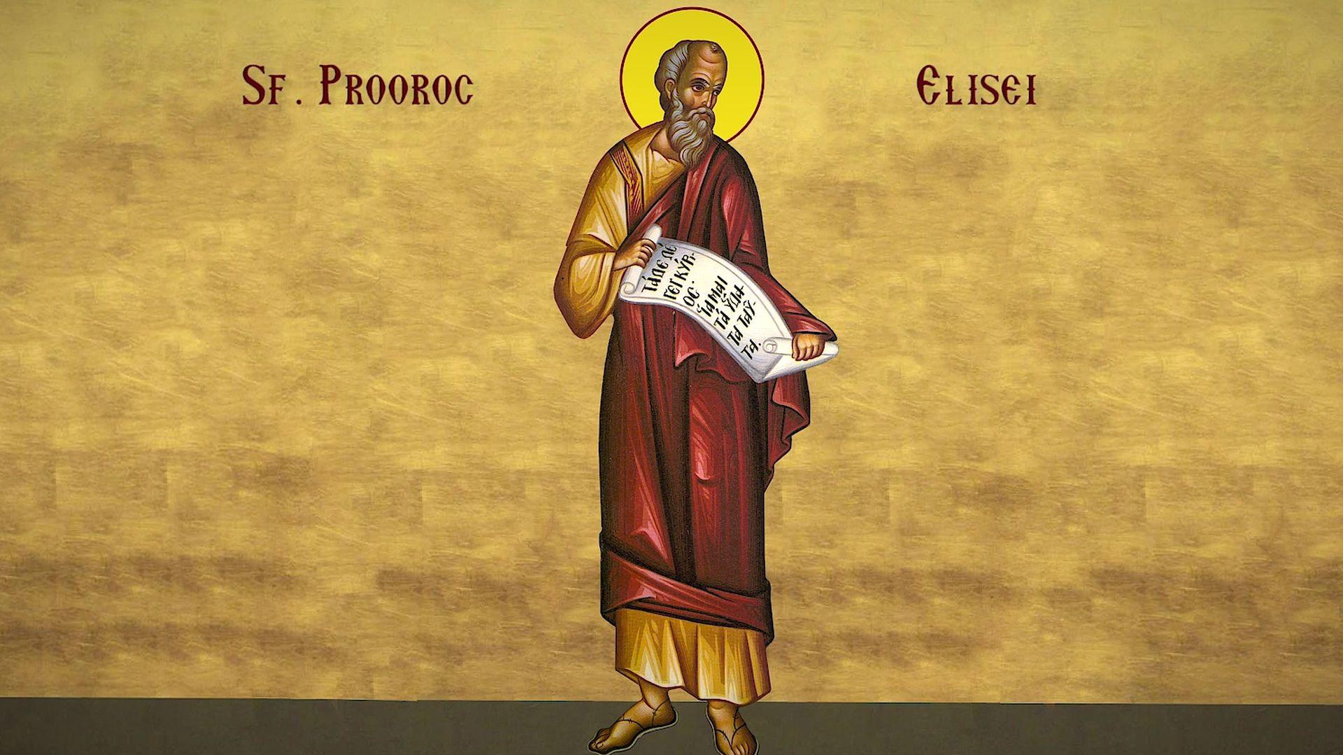 Calendar Ortodox 14 iunie 2020- Sfântul Elisei. Se răzbună dacă nu este respectat cum se cuvine