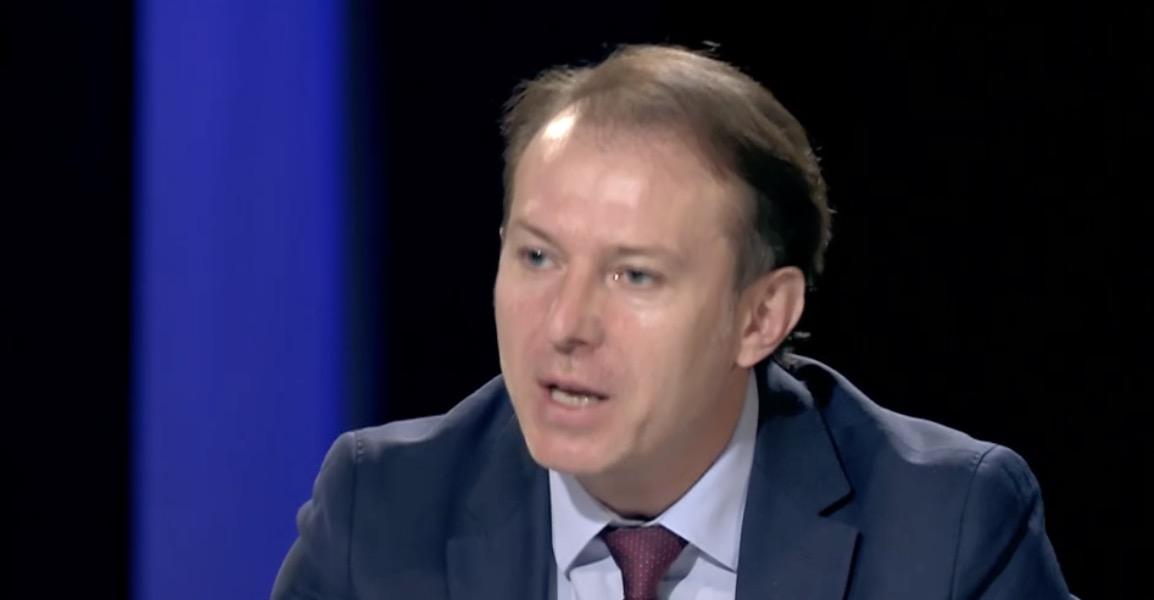 Florin Cîțu: Creșterea pensiilor din toamnă, sigură cu 10% nu 40%