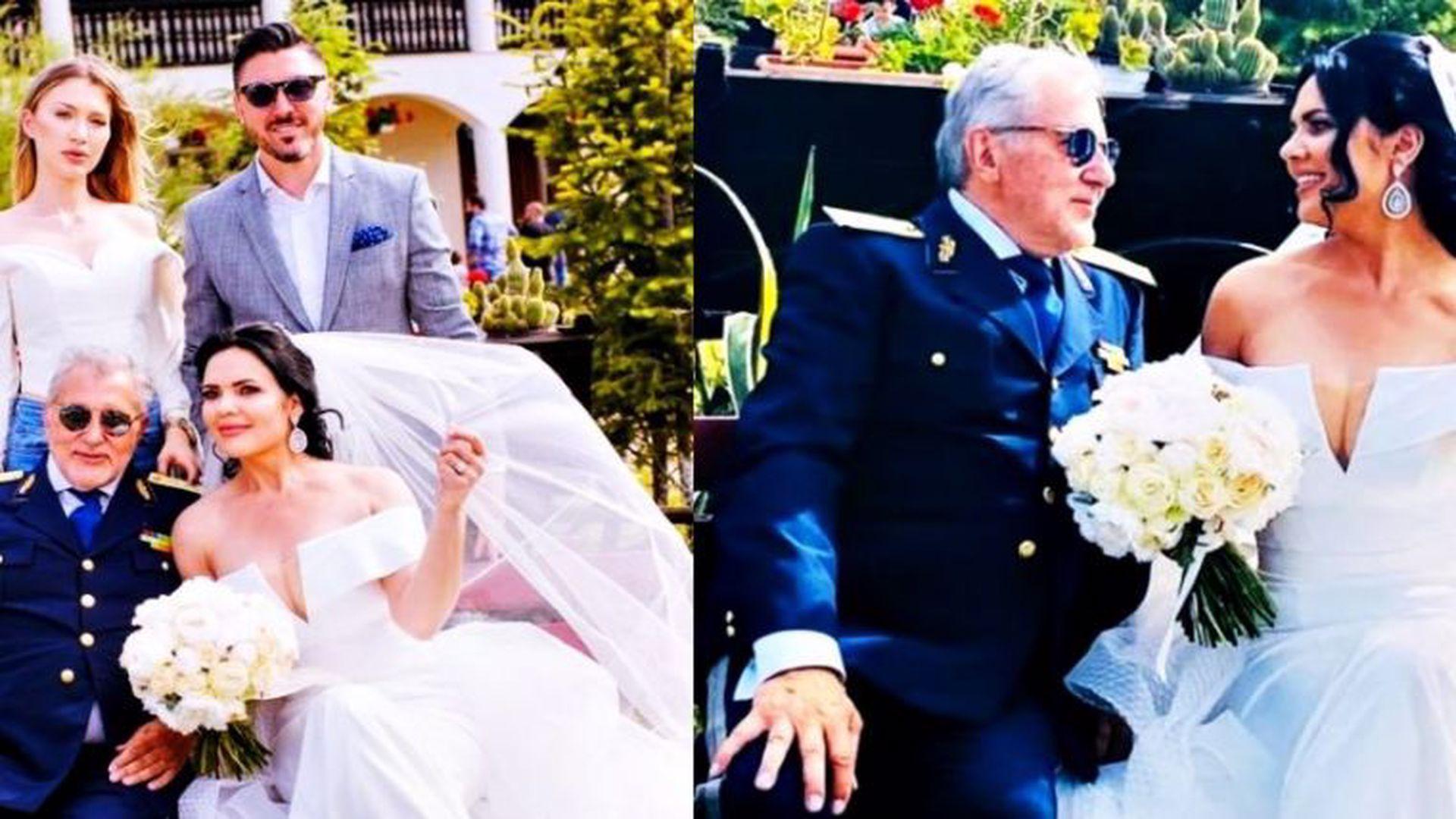 Ilie Năstase, din nou tată la 73 de ani. Ioana are planuri mari după căsătorie