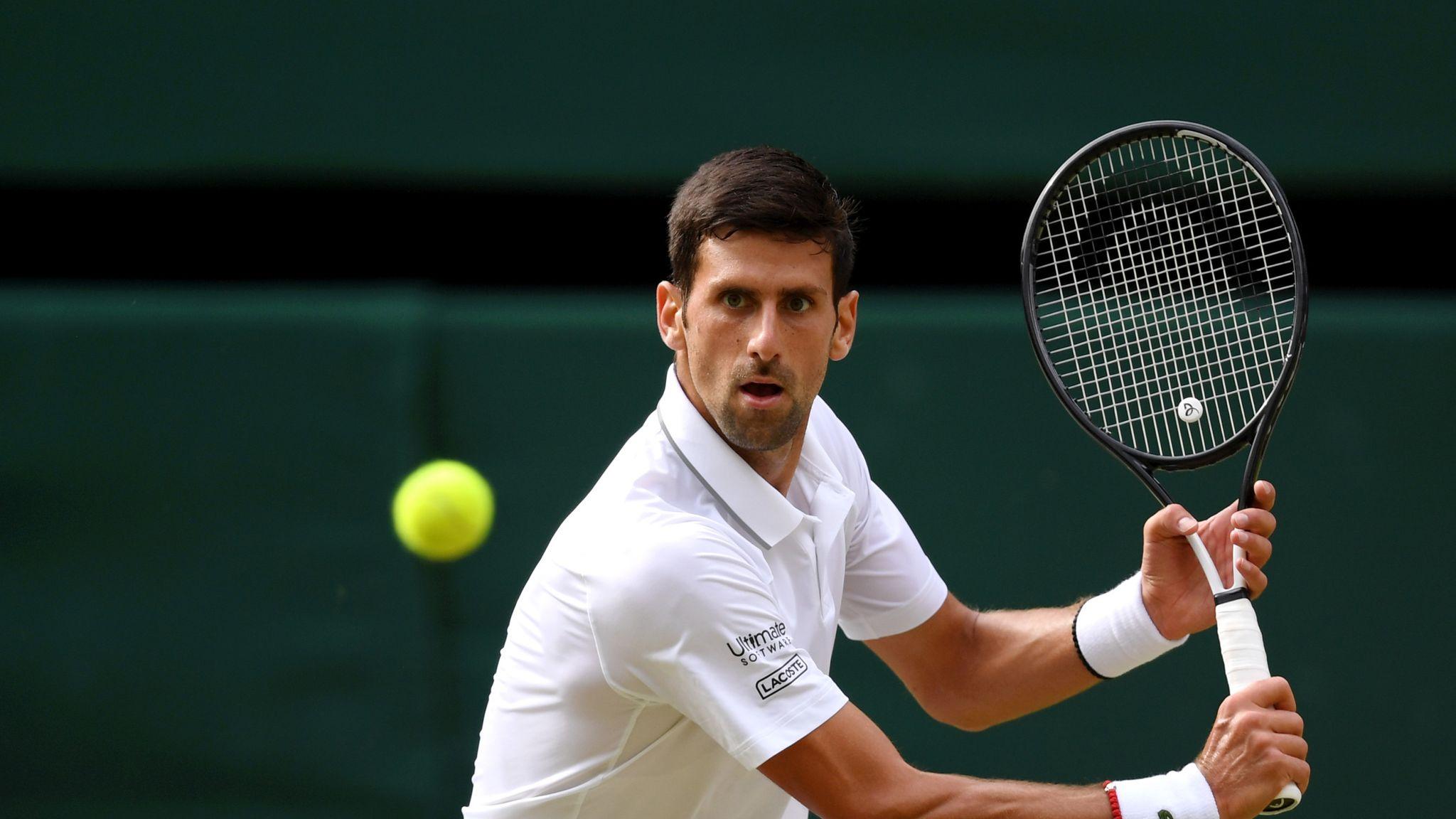 Tenismenul Novak Djokovic are Covid-19