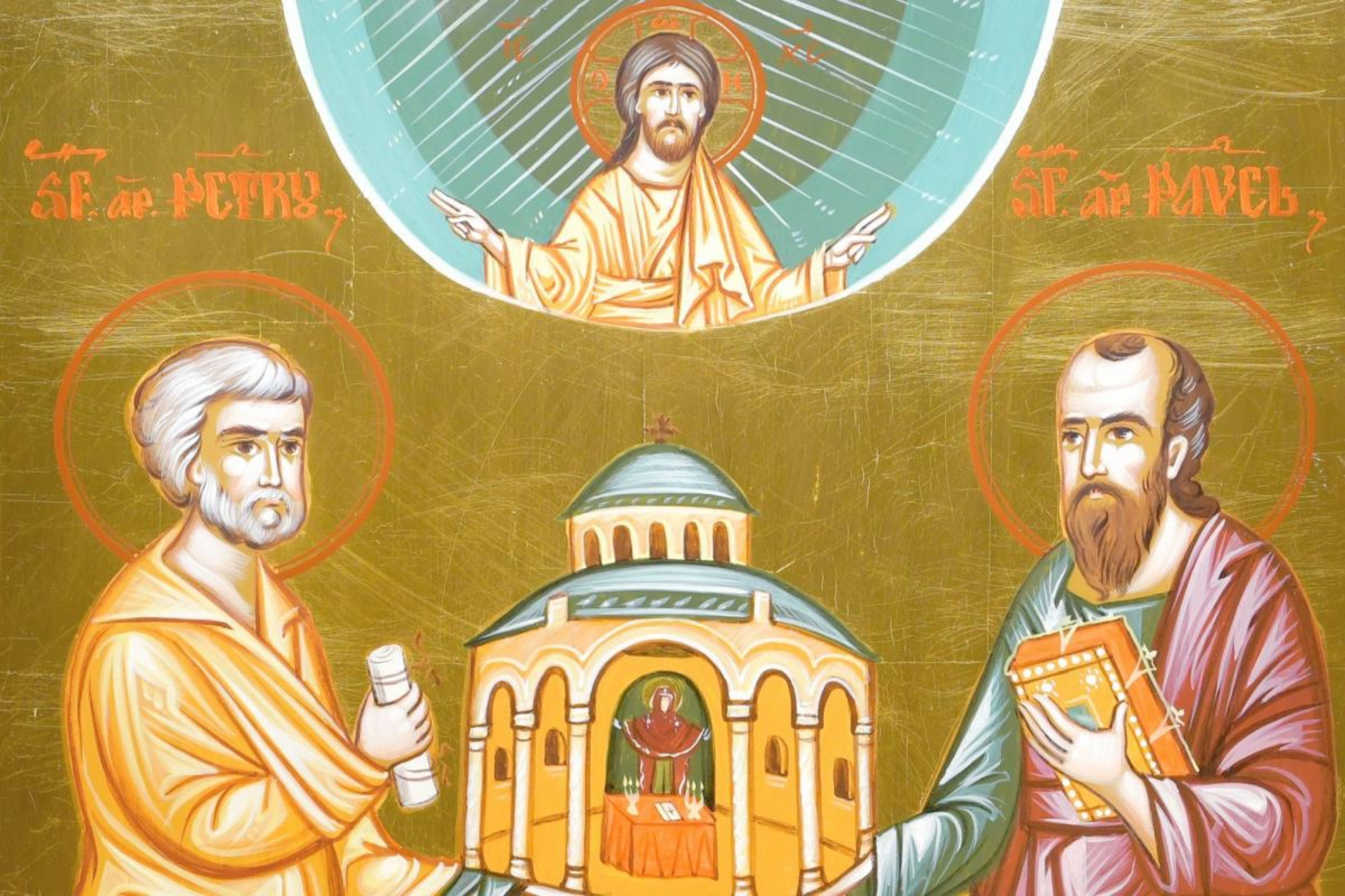 Rugăciune către Apostoli Sfinții Petru și Pavel. Aduce liniște și spor în casă