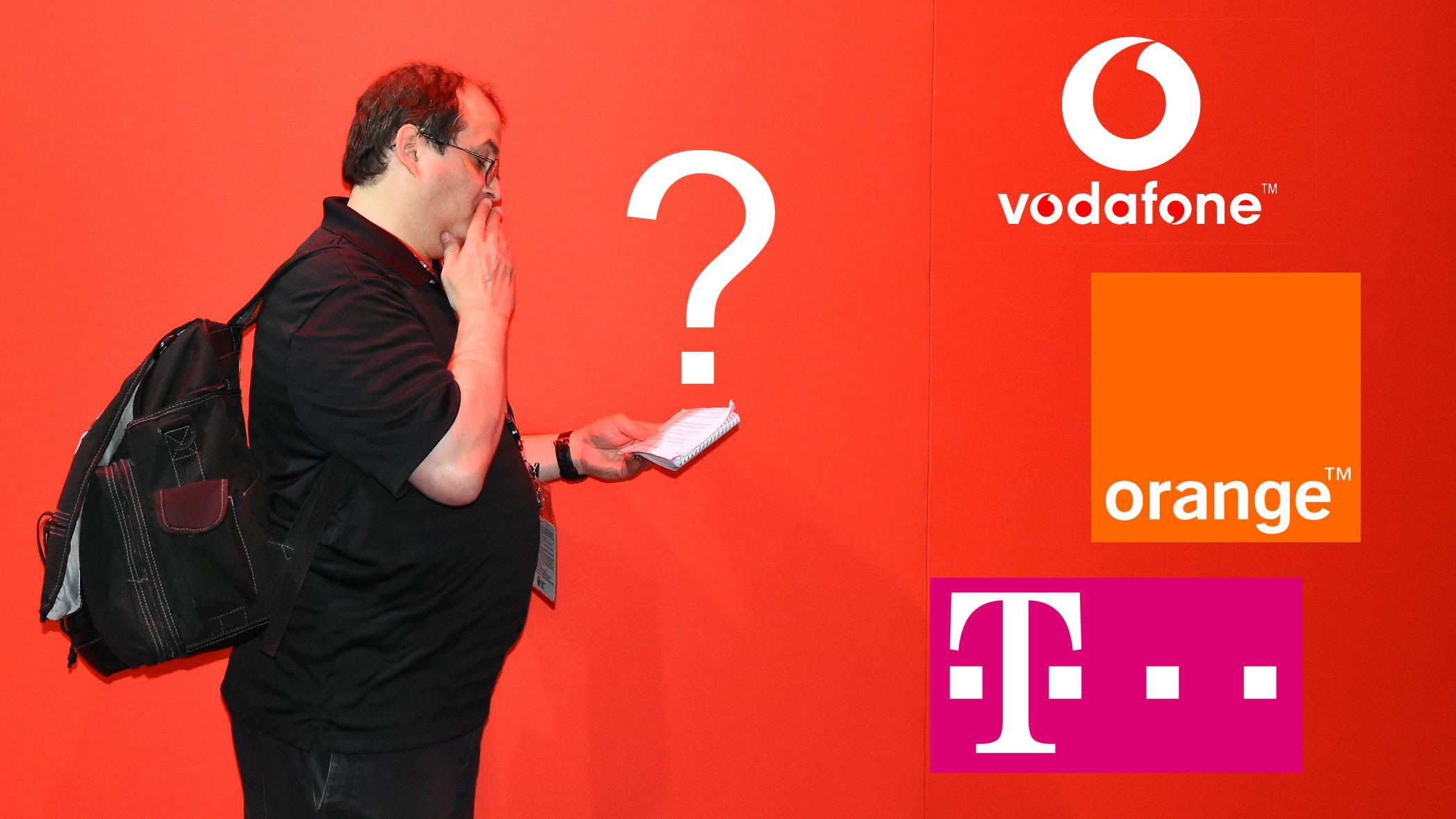 Scurtatură relații clienți Telekom, Orange, Vodafone! Direct la operator call center