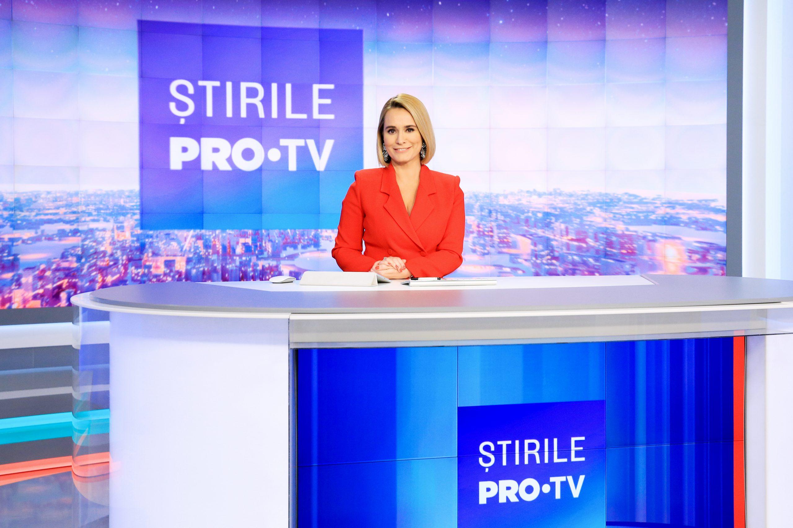 """Interviu cu Andreea Esca la Știrile Pro TV: """"Nu mi se părea normal să dau declarații într-un moment în care eram panicată"""""""