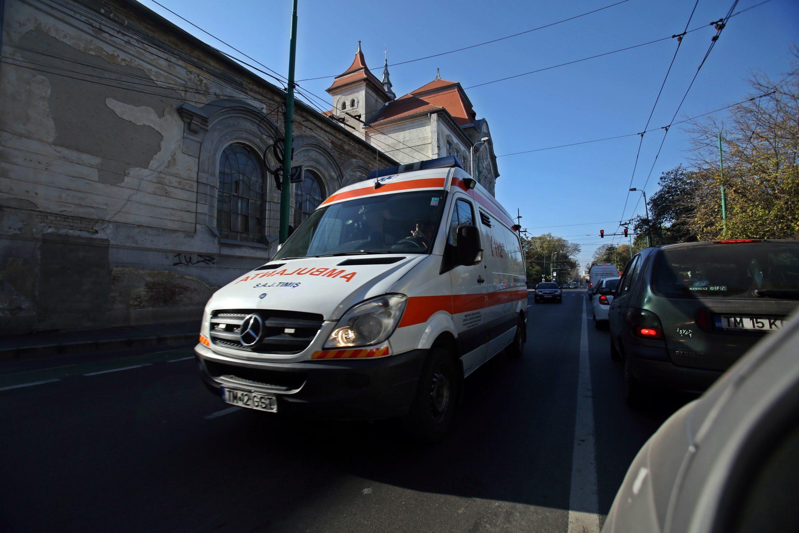 Tragedie la Timișoara. O femeie însărcinată, infectată cu COVID-19, a murit în drum spre spital