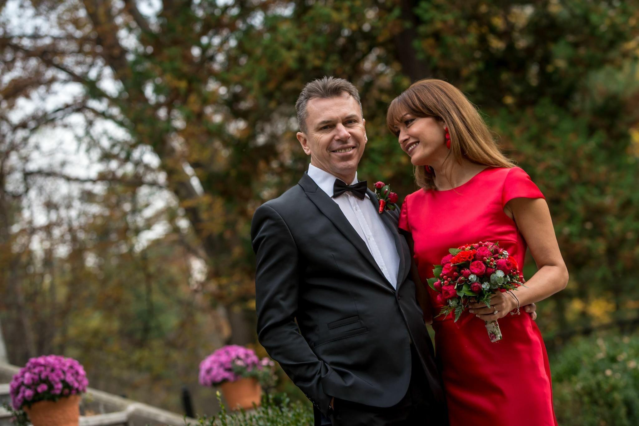 Anca Țurcașiu a divorțat după 22 de ani de căsnicie. Prima reacție a fostului soț
