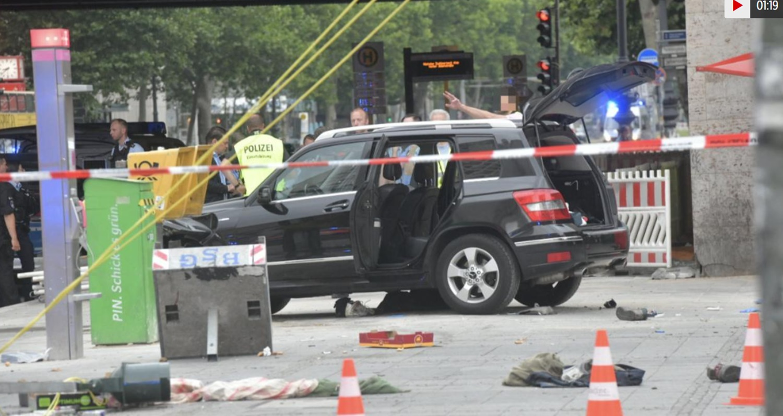 Alertă la Berlin! Mai multe persoane rănite, într-un incident cu iz terorist
