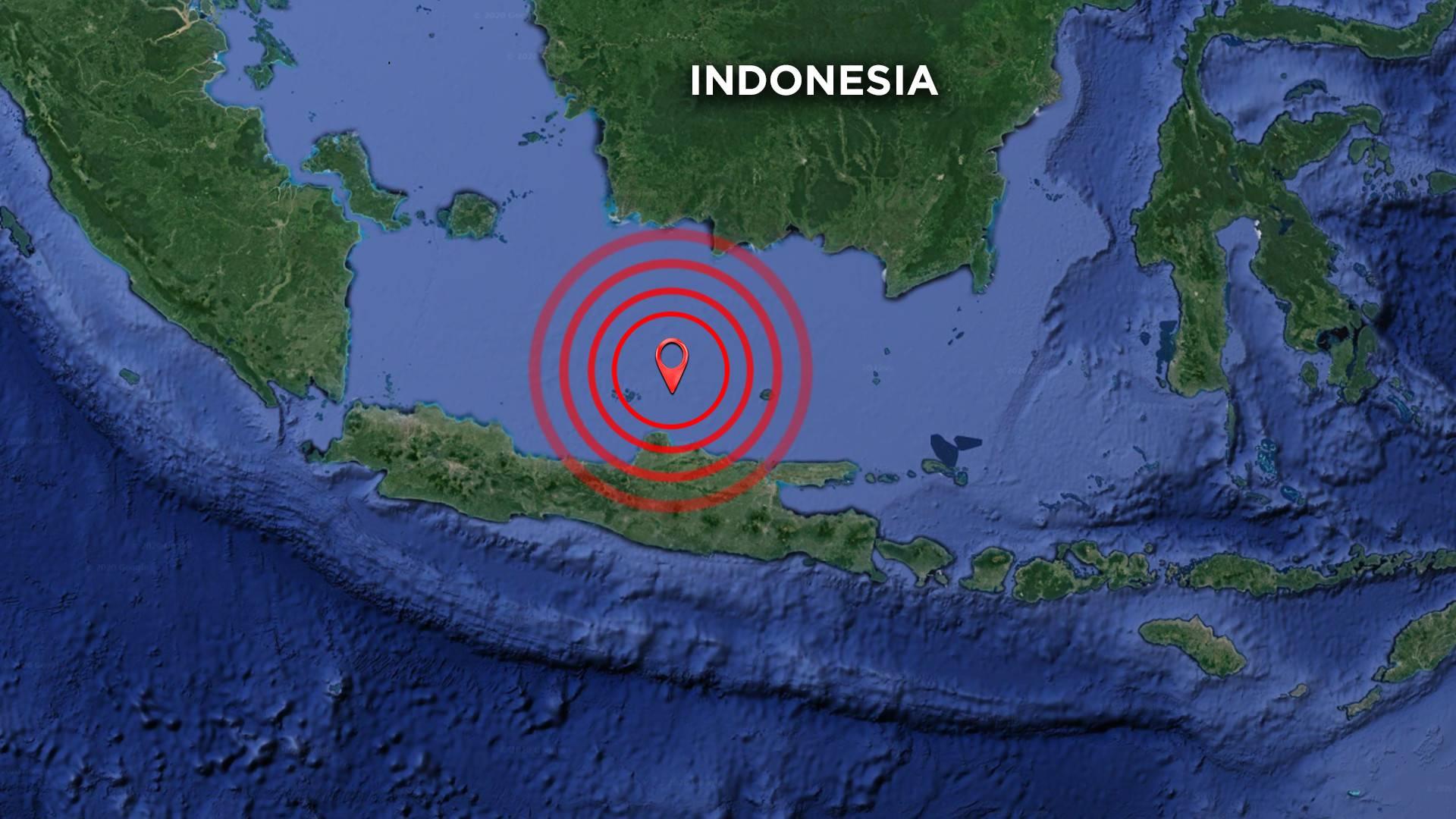 Cutremur devastator în Indonezia, 6.6 grade pe scara Richter!