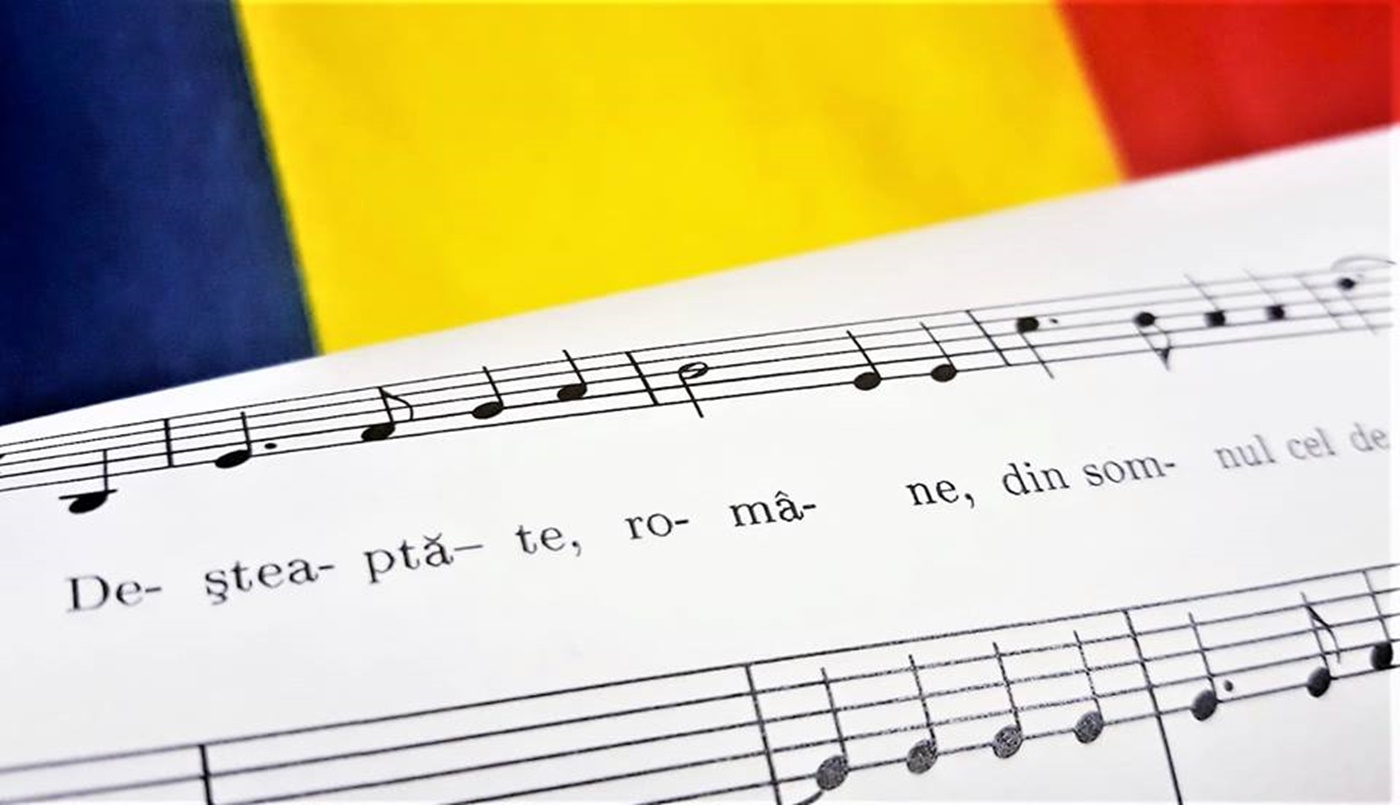 Astăzi este Ziua Imnului Național al României