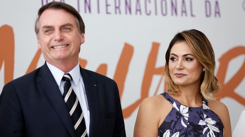 Soția președintelui Braziliei și încă un ministru confirmați cu COVID-19