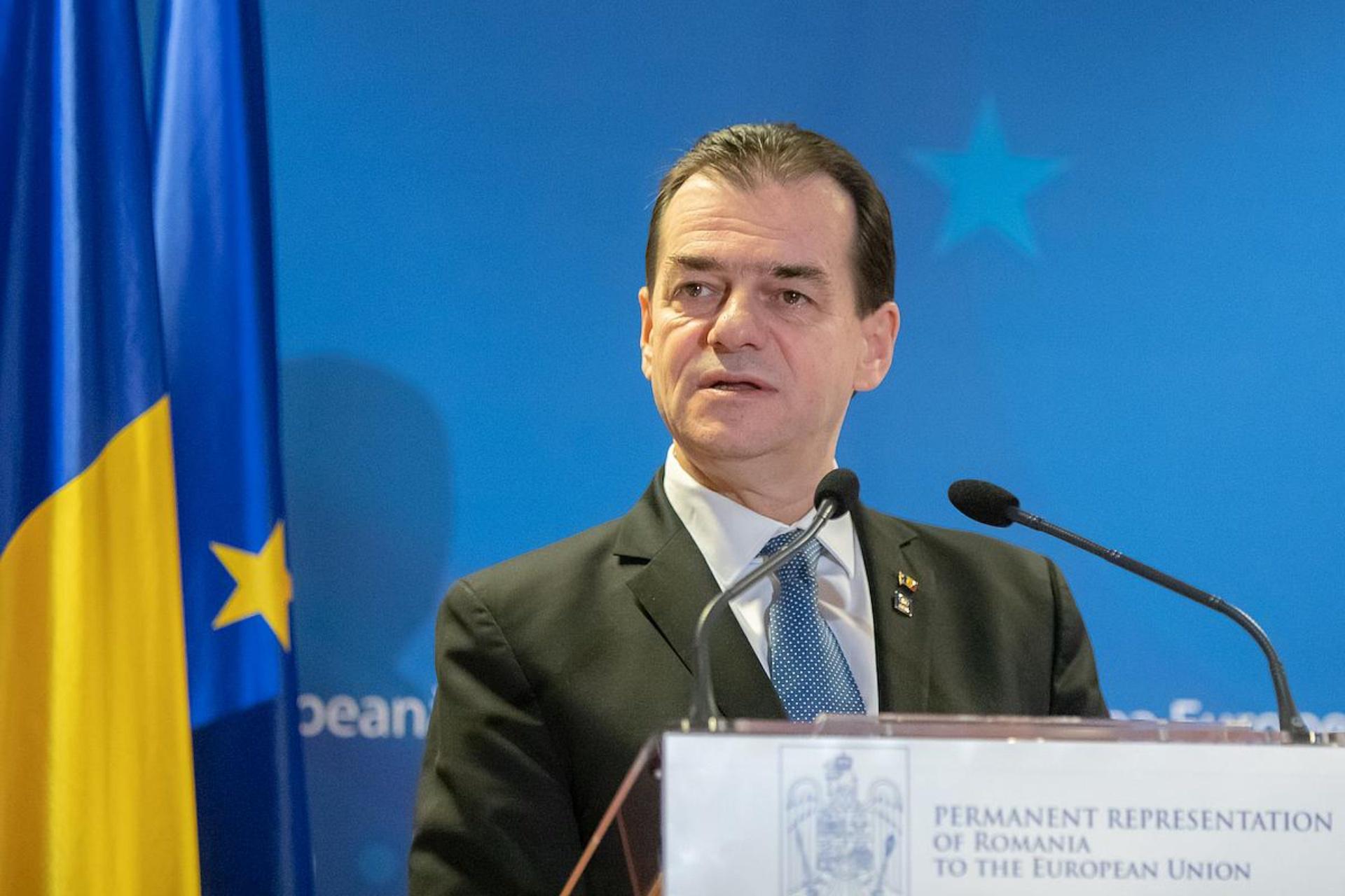 Guvernul a aprobat carantina și izolarea. Orban cere Parlamentului vot în procedură de urgență